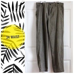 Old Navy Khaki Casual pants - size 34